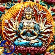 Phật Mẫu Chuẩn Đề - Cundi